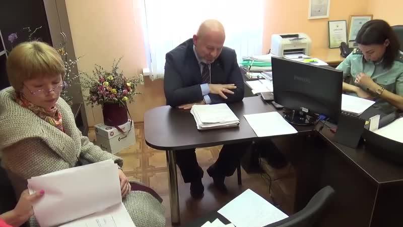 Зам. начальника УФССП по СПб и ЛО Исаков И.В. Ответы на вопросы граждан. 18.04.2019