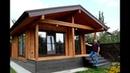 Дом Баня 7 на 5 5 из клееного бруса в Одинцово