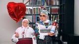 Bloopers from (VERKA SERDUCHKA and mom make message to Melovin on Eurovision 2018)