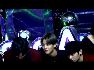 Реакция Джинёна из Wanna One на Чимина из BTS