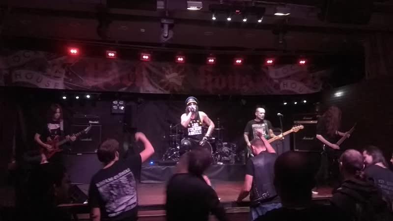 Black Death Metal 10.10.18 Rock House 9