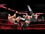 [#My1] Ро #1302 - Дольф Зигглер и Дрю МакИнтаер против Райно и Хита Слэйтера