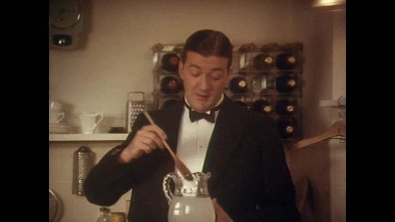 Jeeves and Wooster 1х01 Вустер