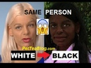 White Girl turns Full BLACK Woman Now 😱😱😱 MUST SEE Video MartinaBig BlackIsBeautiful