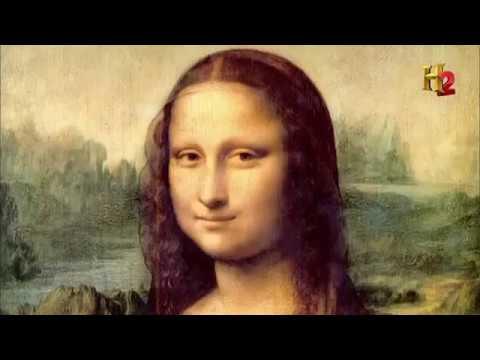 Alienígenas do Passado A Conspiração de Da Vinci Documentário History Channel Brasil