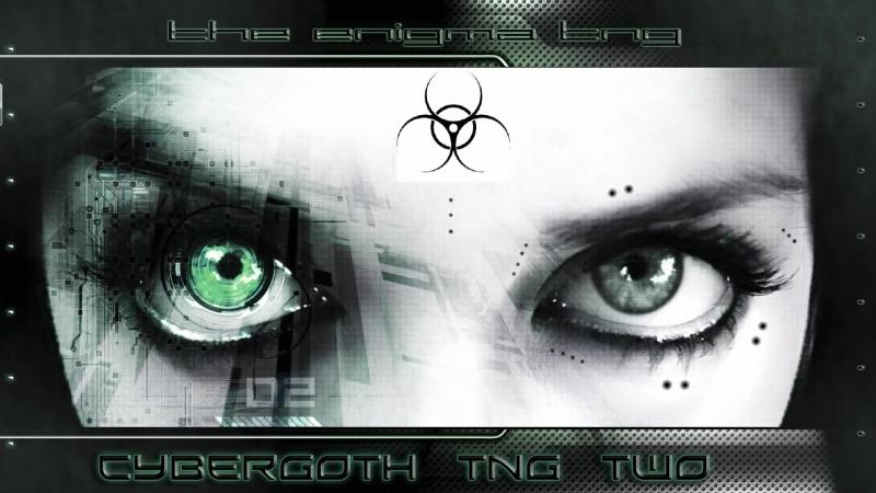 Cybergoth TNG Two