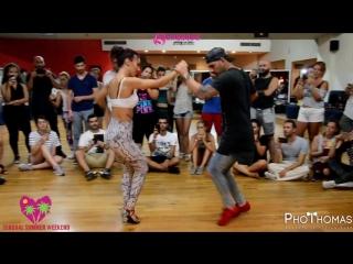 Daniel y Estefania [Te Amare] @ Sensual Summer Weekend 2018