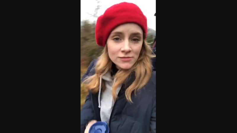 Sophie Rundle - insta story 210119 @sophiesophierundle