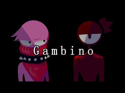 Gambino memecollab - sheny dog