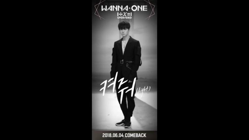 [INSTAGRAM] @ wannaone.official 26.05 18 (Оф.Инстаграм Wanna One)