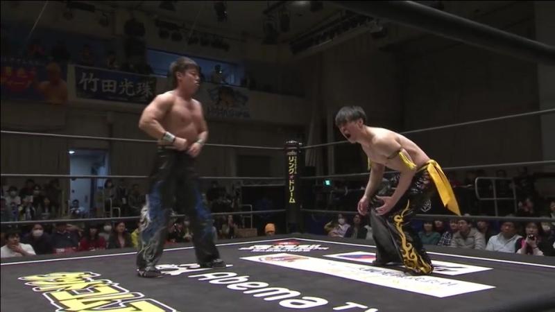 Konosuke Takeshita, Shunma Katsumata vs. HARASHIMA, Soma Takao vs. Daisuke Sasaki, Shuji Ishikawa vs. KUDO, Yukio Sakaguchi DDT