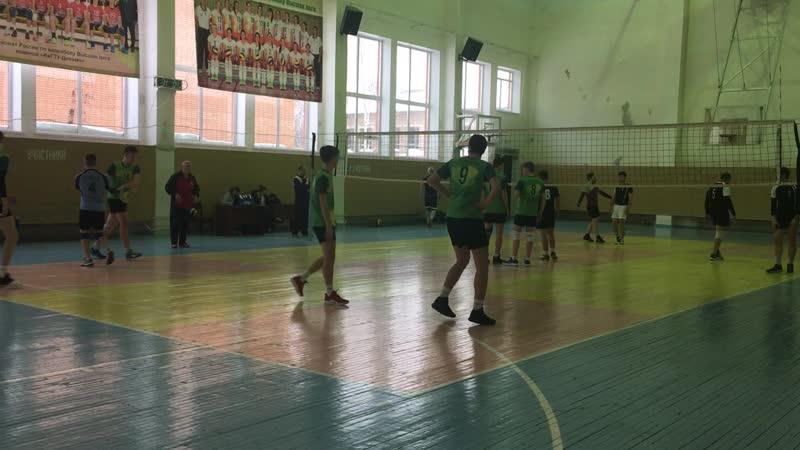 1_1 Созвездие - Милый дом (1-3) Чемпионат УР по волейболу 2019 Первая лига