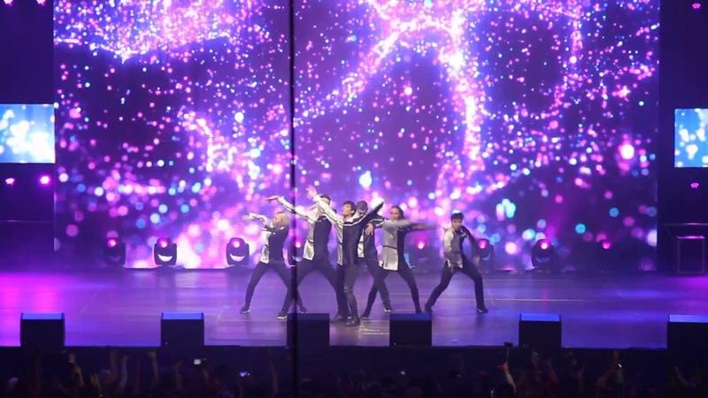 HitWave Astro - 붙잡았어야 해 (Again) Dance break K POP Cover Dance Festival 2018 Final, Russia