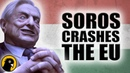 Racist Jew GEORGE SOROS will take revenge and DESTROY EUROPE, ITS GENE POOL, AND IT CULTURE. You have been WARNED.