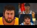 Andrew Bogut from NBA 2K6 to NBA 2K18!