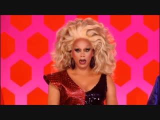 RuPaul's Drag Race - Настало время спеть не на жизнь, а насмерть.. (eng)
