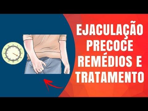 Ejaculação Precoce Remédio - Tratamento e Remédio Natural