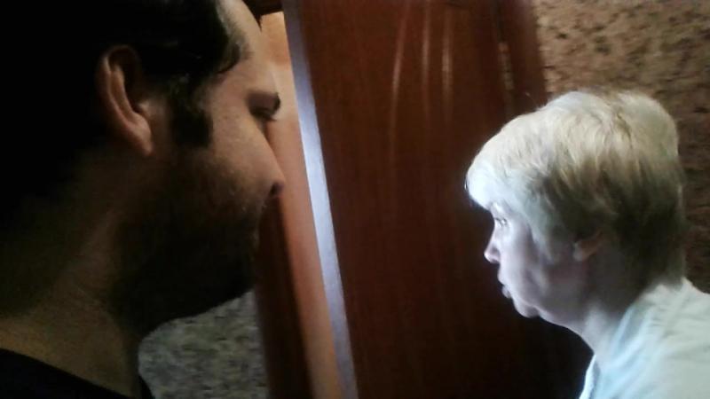 Г.Каз-ь:-Ул.Чуйк.Д.59:-Я Сын Олег Встаю Из-за Компьютера-Поёт Эдуард Хиль-А Я Иду Шагаю По Москве:-Моя Мама Света Пошла В Народ!