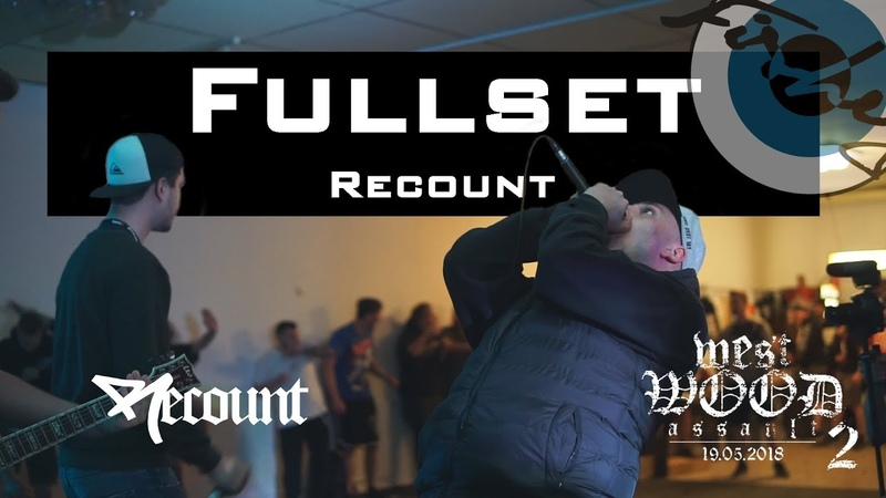 Recount live on the Westwood Assault vol.2 | Fullset