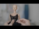 DeMuse Doll for Italian Doll Conventioan 2017 Charity