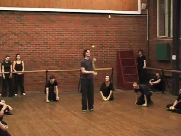 Школа Ловкости: Ритмика через жонглирование.