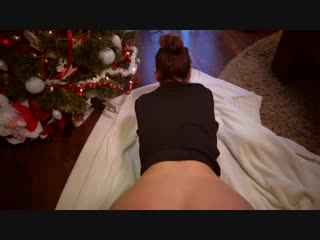 My christmas present -homemade-wife ass hard fucke… - behindthemaskk [порно, сек