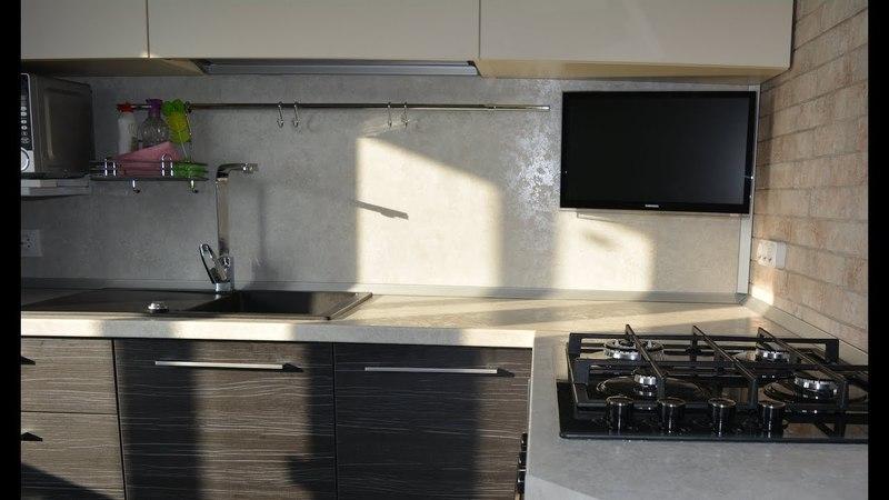 Лучшее место для размещения телевизора на кухне