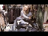 Inside Paris Hiltons Closet and Denim Collection - YouTube