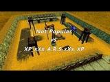 Not_Popular vs XP_xXx_A.R.S_xXx_XP Tanki Online Zone duel #9