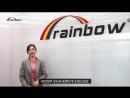 180418 Naver: Моника для рекламы медовой маски rainbow laffair