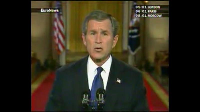 Ирак.18 марта,2003.Ультиматум.Начало войны в Ираке.