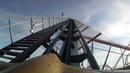 Американские горки . roller coaster
