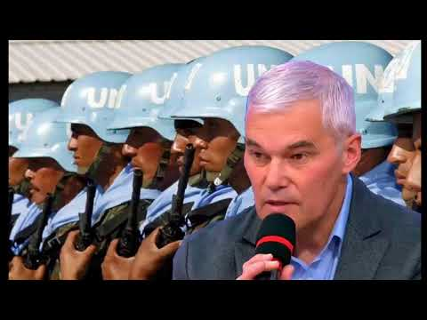 МИРОТВОРЦЫ ООН, Константин Сивков