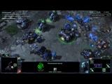 Прохождение игры StarCraft 2 Wings of Liberty часть 9 фактор мебиуса