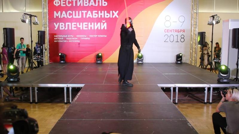 Буржуй - Star wars episode 7 - Kylo ren - Штука 2018