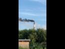 ТЭЦ-5 загрязняет воздух_18.08.2018 г._видео пользователей в ВК