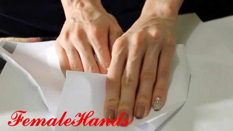 Female Hands Fetish
