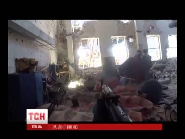Оборонцям донецького аеропорту вдалося знищити 23 бойовики