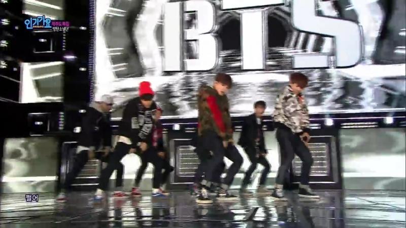 《POWERFUL》 방탄소년단 BTS 쩔어 DOPE @인기가요
