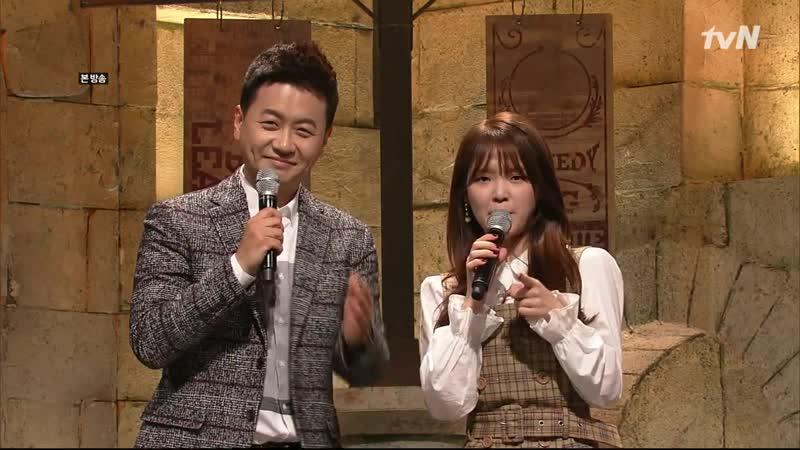 · Show Cut · 181104 · OH MY GIRL Seunghee · tvN Comedy Big League ·