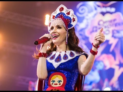Natalia Oreiro (HD)Sankt-Peterburg, Radio Record.