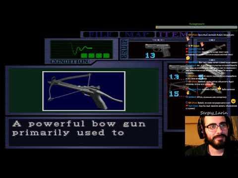 Прохождение Resident Evil Mortal Night v1 80 (Эпизод 3) Выход из тьмы