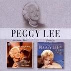 Peggy Lee альбом The Man I Love / If You Go