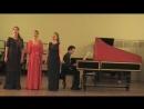Концерт с клавесином - Моцарт Трио Мальчиков