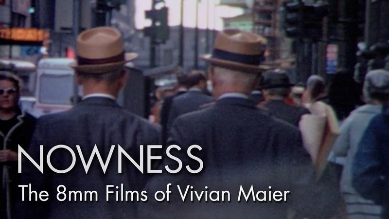 The 8mm Films of Vivian Maier