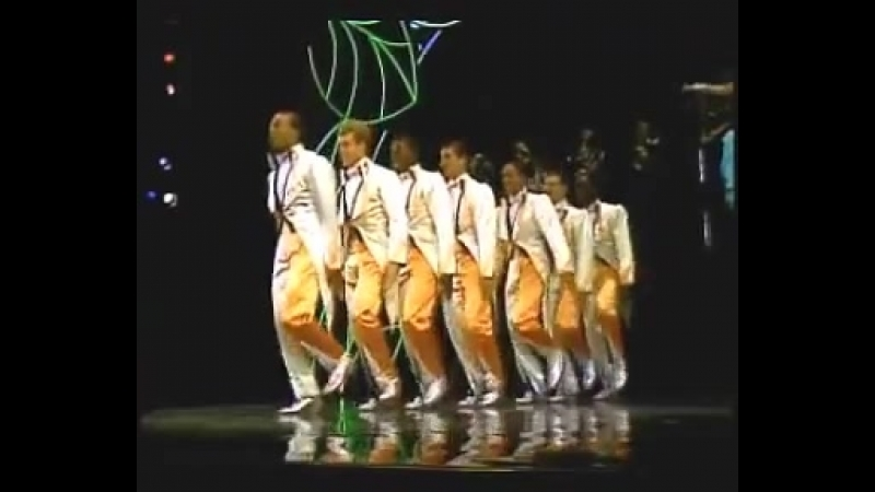 It Dont Mean A Thing - Phyllis Hyman and tap dancers (Gregg Burge and Hinton Ba