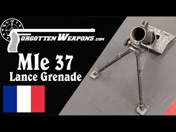 Frances Super-Light 50mm Modele 37 Grenade Launcher
