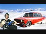 [Mechanic] ДЕД РАЗДАЕТ УГЛА НА ШАХЕ - ЗИМНИЙ ДРИФТ НА ВАЗ 2106 - CITY CAR DRIVING + РУЛЬ