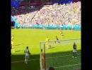 Тот самый забитый мяч Погба который засчитали с помощью системы VAR