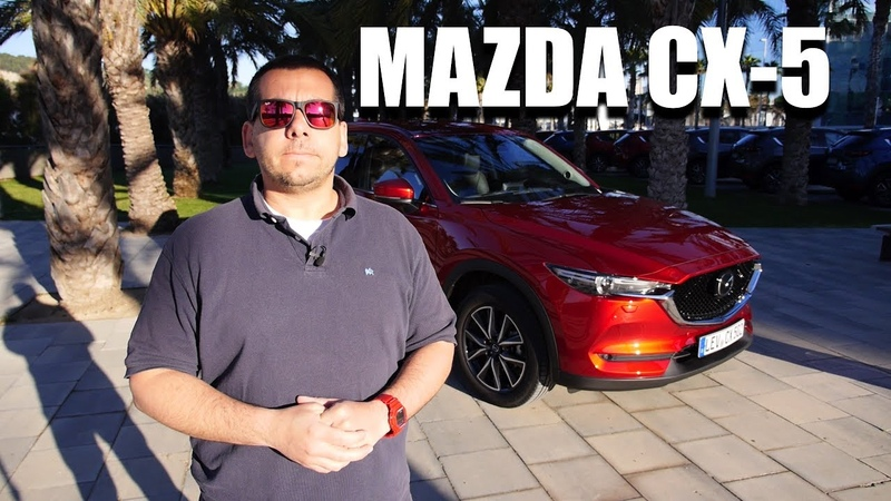 Mazda CX-5 2017 (ENG) - First Test Drive and Review